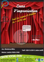 20210903 Cours d'improvisation