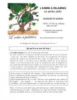 20201030 l'arbre à palabres