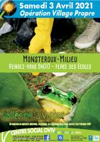 affiche monsteroux